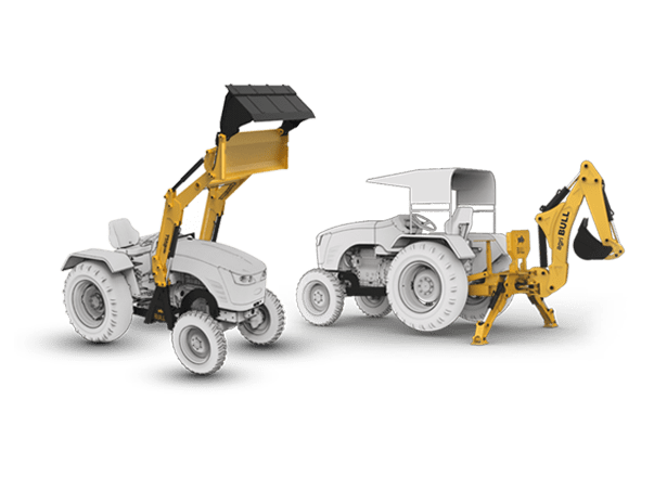Tractor Attachments - Backhoe & Front End Loader Manufacturers