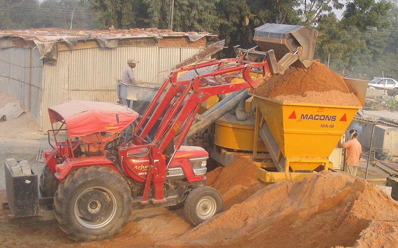 Bull Front End Loader Tractor Front End Loader Manufacturers