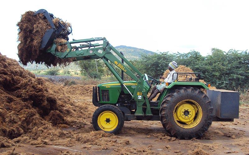 BULL Front End Loader - Tractor Front End Loader Manufacturers