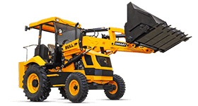 Bull HP 60 Smart Loader Construction Equipment