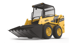 SKID STEER – AV490 Heavy Duty Construction Equipment